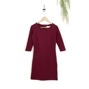 Hanna Andersson Dresses - LOVE HANNA Women's Career Dress 3/4 Sleeve Size XS
